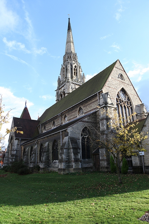 St. Augustine's church