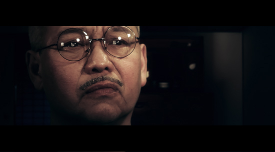 David Yip in All That Remains